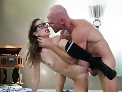 Dorky Teenage Kimmy Granger Hungers Her Teachers Hard-on