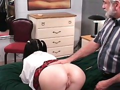 Harsh treatment on mature cooter in thraldom xxx