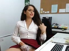 My Secretary Is Horny Today...