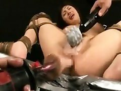 Asian Japanese girl SOFT Sadism & masochism