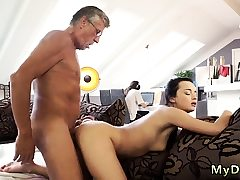 Old man youthfull anal rump What would you prefer - computer