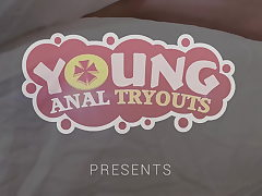 Young Anal Tryouts - Nosey sex colleagues orgasm in a Sixty nine
