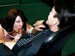 Brook Foxxx Lures DILF Step-Father