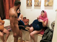 Party gal internal cumshot hardcore Hot arab gals attempt 4 way